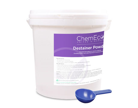 Image of Destainer Powder package