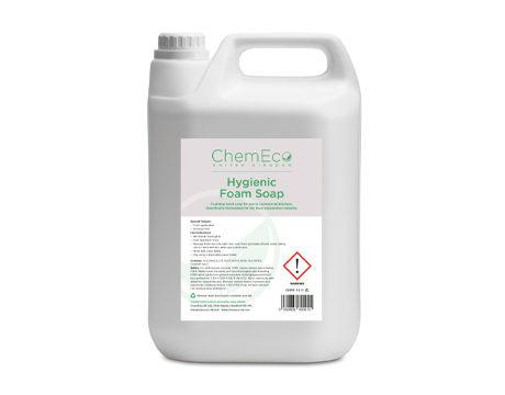 Image of Hygienic Foam Soap package