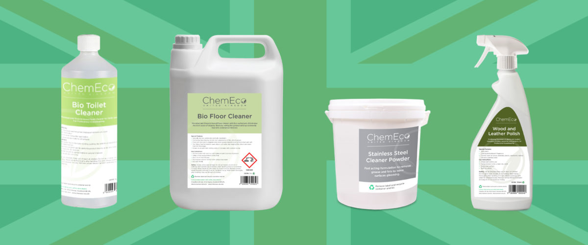 Image for Effective products for all your cleaning needs