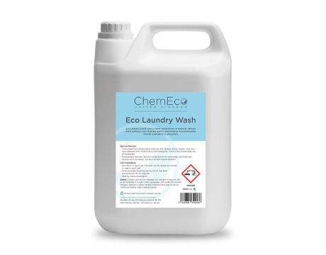 Image of Eco Laundry Wash package